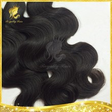 Natural Malaysian Hair 100% Grade 7a Virgin Raw Unprocessed Wavy Wholesale Virgin Malaysian Hair