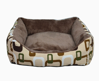 Hot selling costumes dog pet bed china supplies