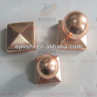 Copper Pyramid with Ball Decorative Wood Fence Post Caps