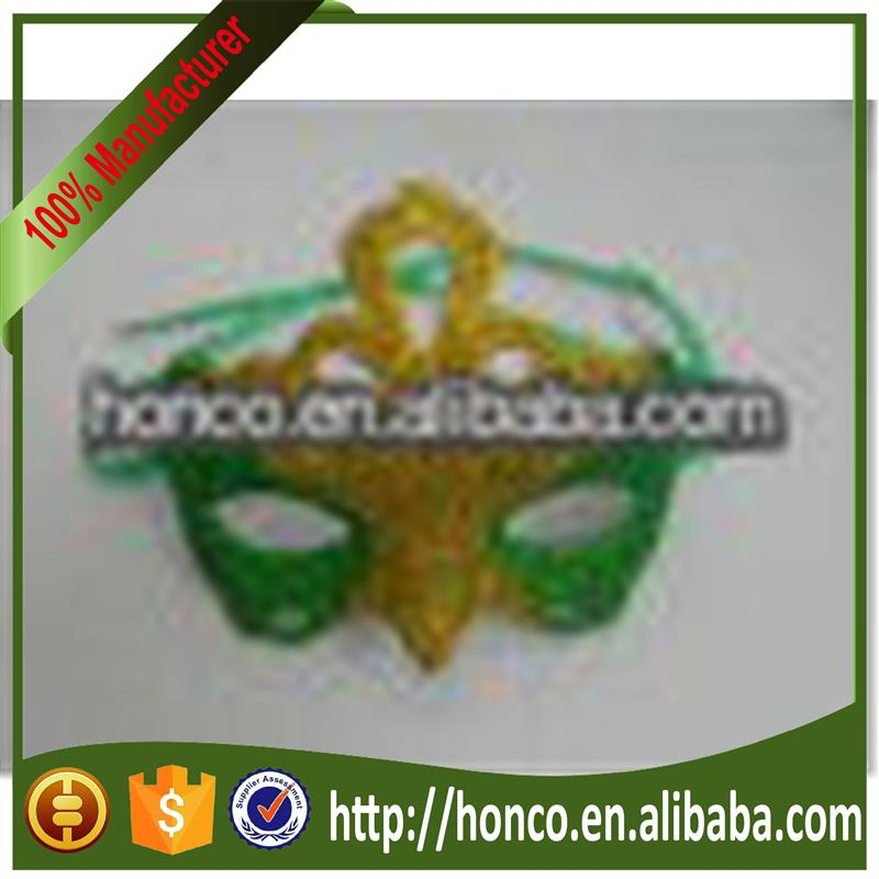 promotional football fans mask for 2014 Brazil World Cup