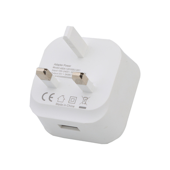 Popular 18 W 5 V 3A 9 V 2A 12 V 1.5A Qualcomm QC3.0 UK Plug Carregador