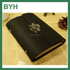 Classical beautiful felt lock diary book design /Note book/code diary book