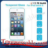 Popular Tempered Glass Shield Screen Protector For Ipod Touch 5