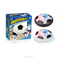 YD3208709 Electric air hover football with light battery operated sport toy soccer