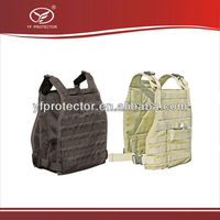 plate carrier /tactical ballistic vest /Kevlar fabric body bulletproof armor