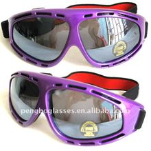 Stylish motorcycle eyewear With UV400 Protection