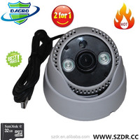 Hot New H.264 indoor dome camera HD 2 psc IR Array 2.0usb driver digital Hiddent cctv camera camera cctv