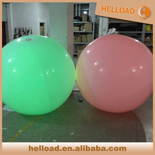 1m-2m LED Inflatable Zygotes Interactive Ball for Events Party Concerts