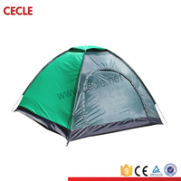 washable windproof camping hiking tent