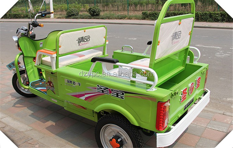 2014 New Model electric tricycle/electric rickshaw/tuk tuk rickshaw for sale for passenger