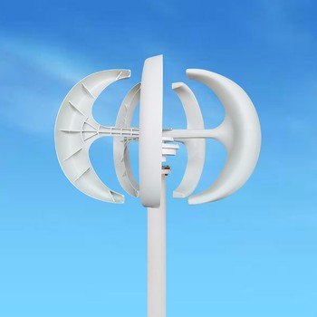 Chinese wind blades for white ball series wind turbine