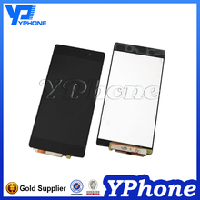 Low price for sony xperia z2 d6503 lcd display gla with digitizer assembly for Z2