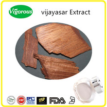 100% Pure Natural Vijayasar Extract/Anti-cancer Malabar Kino Extract/ Malabar Kino Powder