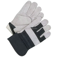 NEWSAIL DIY Winter leather working gloves/Hand tools leather gloves