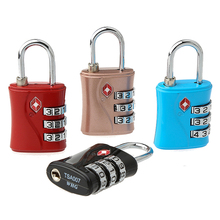 TSA-554 New arrival travel house luggage tsa lock high quality combination padlocks