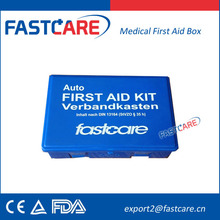 Din13164 Car &Auto Accident First Aid Kit Box For Car