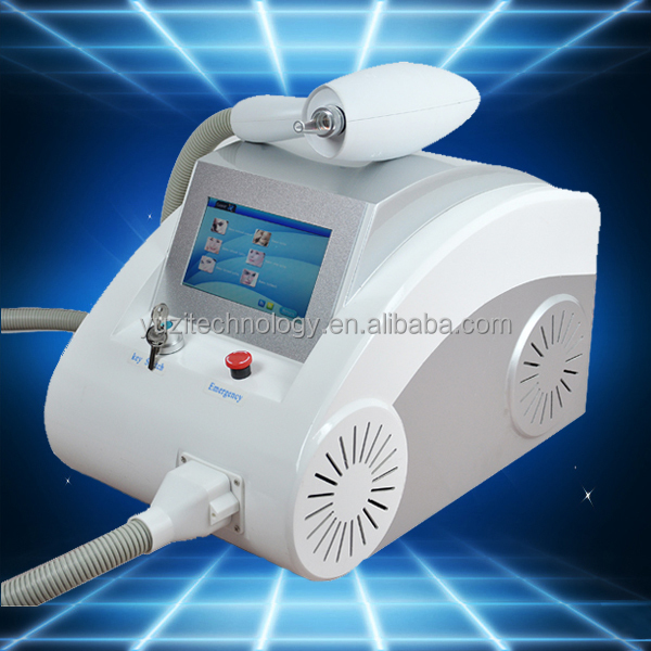 Professional cosmetic lasers Tattoo Removal&spot remove Machine tattoo removal