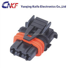 3 Pin 3.5 series Male Waterproof Auto Connector Plug