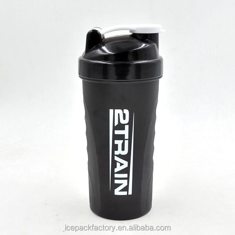 Protein Shaker Logo: 700ml Protein Shaker Bottle Joyshaker Logo,Custom Shaker
