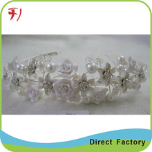 Best selling unique design new fashion rhinestone crown in many style