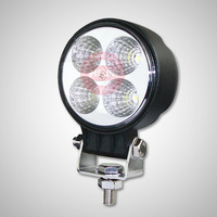 TURCK WORKING LAMP,OFFROAD LED DRIVING LIGHT,12W LED MOTORCYCLE LIGHT