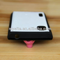 TPU +PC protector Cell Phone Case for LG E610/E612 Optimus L5