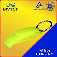 Safety whistle emergency whistle