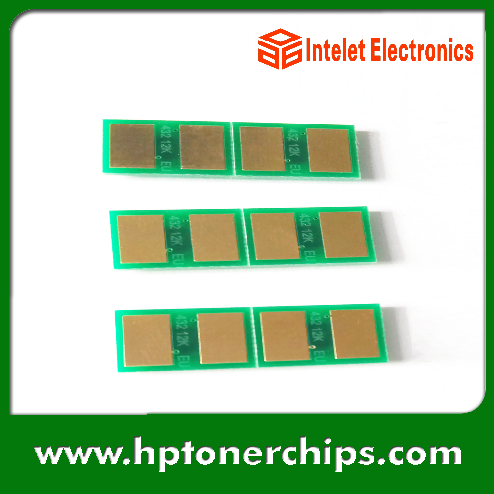 2016 new toner chip for OKI B412 B432 B512 MB472 MB492 3K 7K 12K