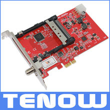 International Satellite TV Receiver TBS6928SE DVB-S2 TV Tuner CI PCIe Card for watching FTA or Pay TV Channels