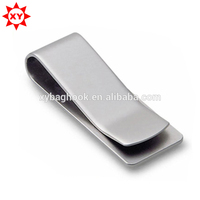 Guitar Shape Metal Craft Money Clip