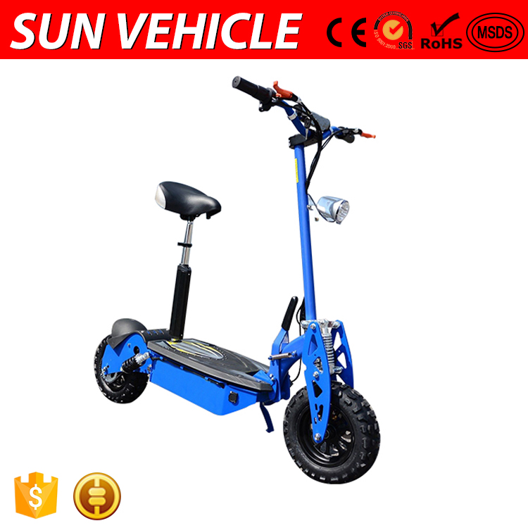 Wholesale 1600W 48V Brushless Motor Foldable E Max Electric Scooter