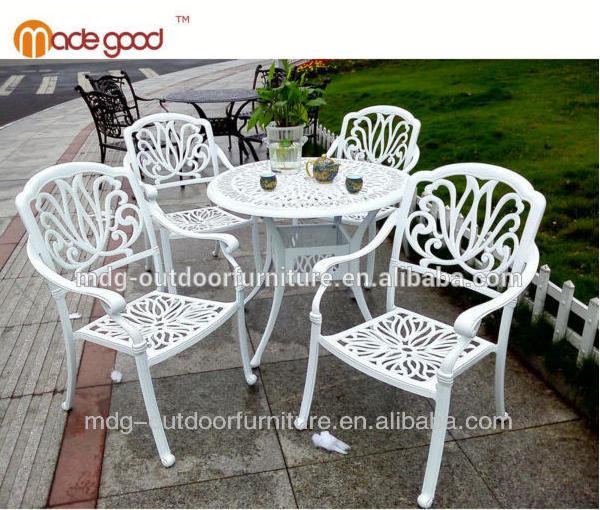 Garden Ridge Outdoor Furniture Aluminum Table And Chairs In Summer Buy Garden Ridge Outdoor