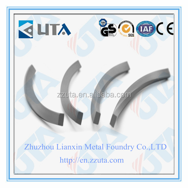 zhuzhou cemented <strong>carbide</strong> cutting tools spiral <strong>strips</strong>