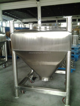 China Stainless Steel 600L IBC tank for sale