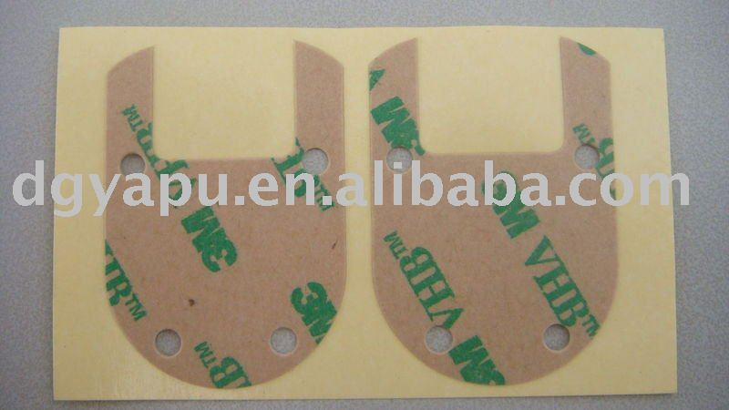 3M 9472LE Double Sided Adhesive Transfer Tape For Adhere LSE Material PS PP PE