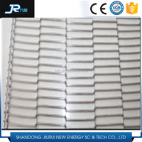 2015 China hot sale stainless steel mesh ladder conveyor belt