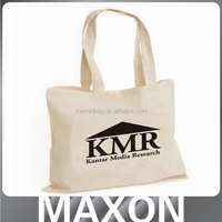 High quality fashion cotton tote bag ,China manufacturer