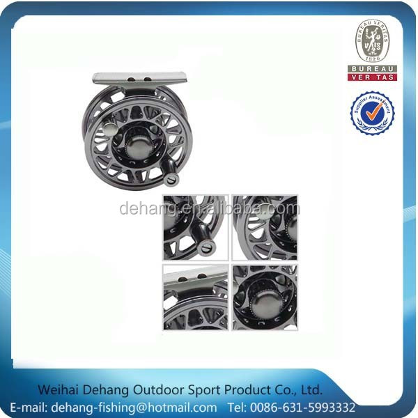 Korean Manufacture Wholesale CNC Machined Aluminum Fly Reel