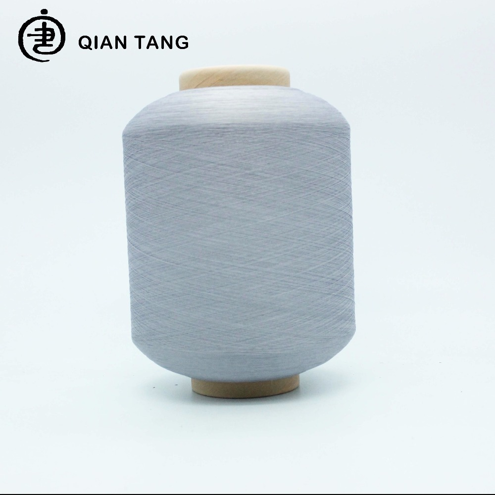 Factory Sale Various Spandex Covered Polyester Dty /Nylon 6 Yarn Lycra Spandex Covered Nylon Yarn For Knitting