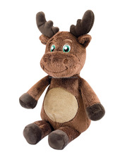 Top 10 Certificated Christmas Promotional Custom Elk Stuffed Plush Toy