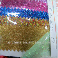 Hot Seling Shiny pvc fabric covered shoe boxes Material