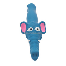 Non-Toxic Cartoon Squeaky Latex Rubber Dog Toys Pet Products Wholesale Toy