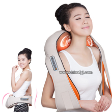 Health care neck shoulder massager for home
