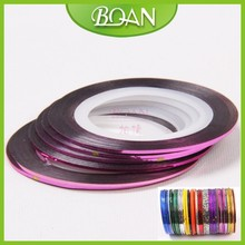 BQAN New Design French Manicure DIY Nail Striping Tape