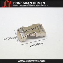 stainless steel buckle,curved metal buckle