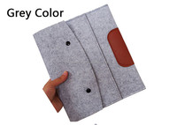 Universal Pouch Envelope bag Wool Felt Sleeve Case for iPad mini/mini2/mini3