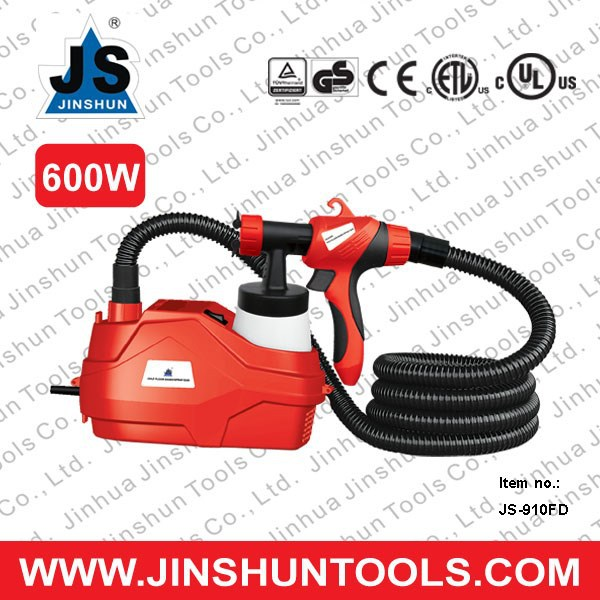 2015 Professional type paint spraying equipment sprayer for paint 600W