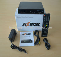 azbox bravoo+ twin tuners iks/sks 1080P Full HD satellite receiver for south america