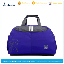 factory wholesale fancy travel duffel bag