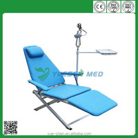2016 Simple portable dental chair spare parts